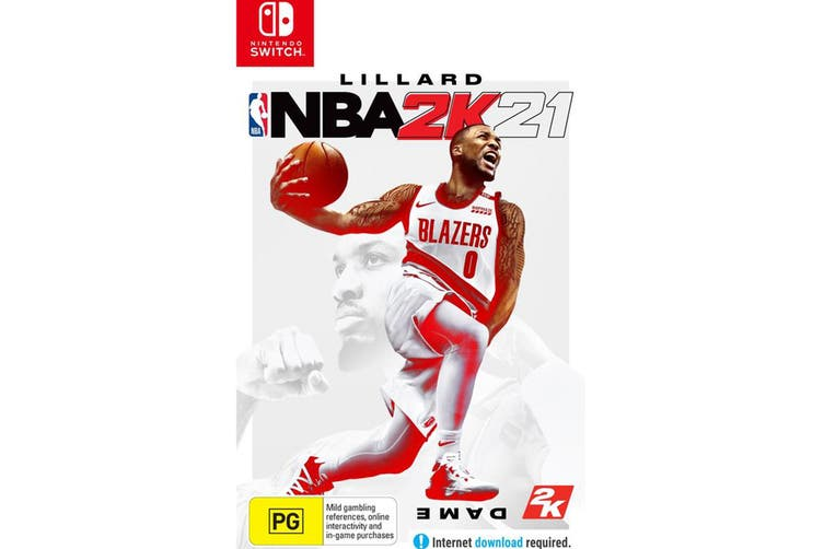 NBA 2K21 (Nintendo Switch)