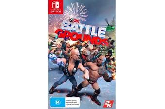 WWE 2K Battlegrounds (Nintendo Switch)