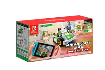 Mario Kart Live: Home Circuit (Luigi Set) (Nintendo Switch)