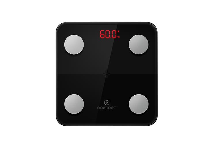 NOERDEN MINIMI Smart Body Scale - Cool Black (PNS-0001)