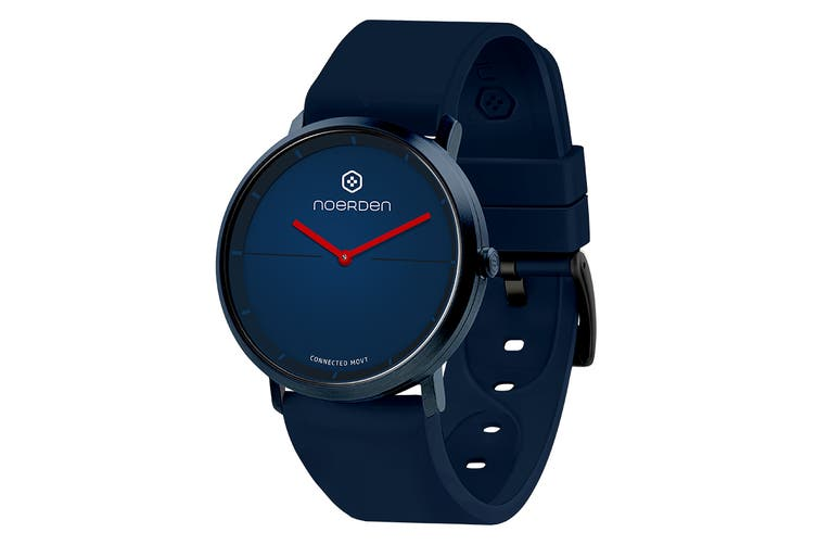 NOERDEN LIFE2 Smart Watch - Navy (PNW-0400)