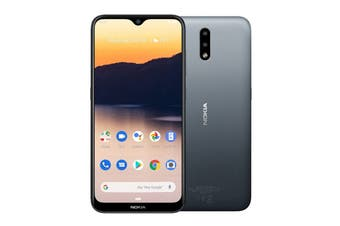 Nokia 2.3 (32GB, Charcoal)