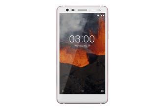 Nokia 3.1 (White/Iron)