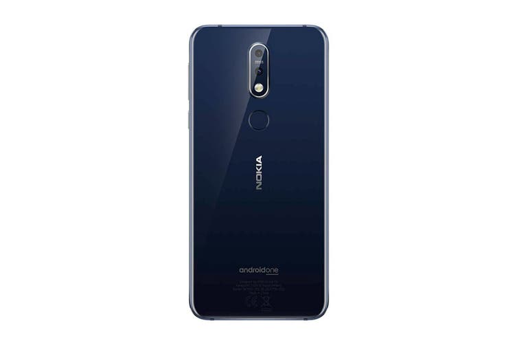 Nokia 7.1 (32GB, Midnight Blue)