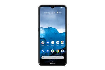 Nokia 6.2 (64GB, Ceramic Black)