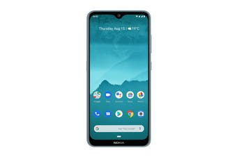 Nokia 6.2 with Android One (64GB, Ice)