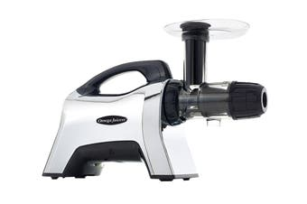 Omega NC1002HDC Cold Pressed Horizontal Slow Juicer with Pulp Adjustment Nozzle (NC1002HDC)