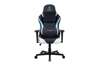 ONEX FX8 Formula X Module Injected Premium Gaming Chair - Black/Blue/White