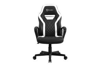 ONEX GX1 Series Gaming Chair - Black/White