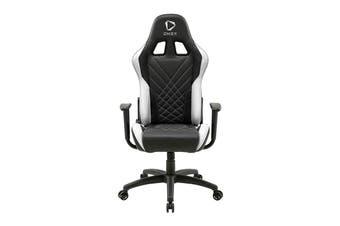 ONEX GX220 AIR Series Gaming Chair - Black/White