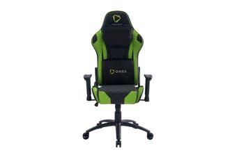 ONEX GX330 Series Gaming Chair - Black/Green