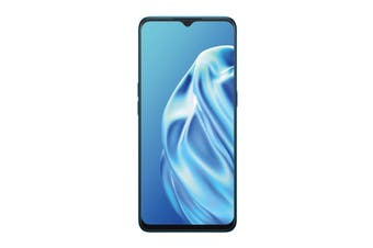 OPPO A91 (128GB, Blazing Blue)