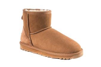 Ozwear UGG Women's Classic III Mini Boots - Water Resistant (Chestnut, Size 41 EU)
