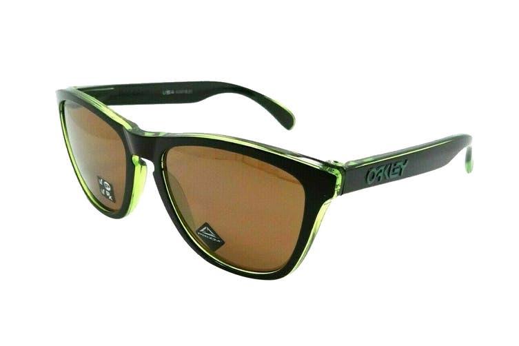 Oakley 0OO9013 Sunglasses (Eclipse Green) - Tung Polarised