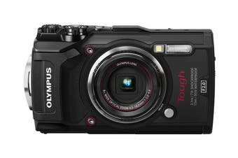 Olympus TG-5 Tough Digital Camera - Black