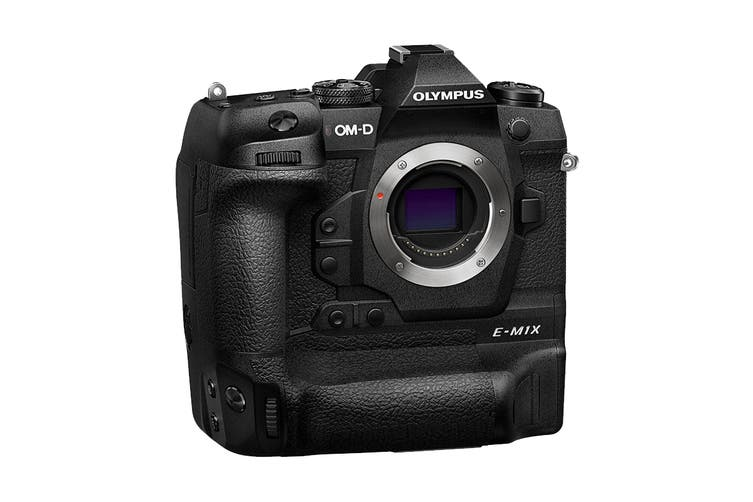 Olympus OM-D E-M1X Mirrorless Camera - Body Only (Black)