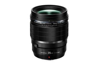 Olympus ES-M2512 M.Zuiko 25mm f1.2 PRO Lens - Black