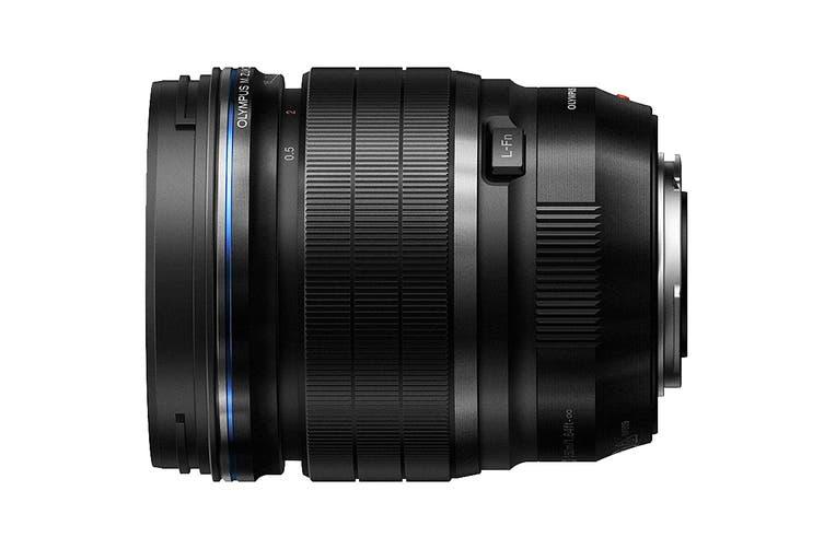 Olympus ET-M4512 M.Zuiko 45mm f1.2 PRO Lens - Black