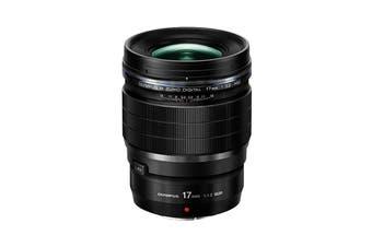 Olympus EW-M1712 M.Zuiko 17mm f1.2 PRO Lens - Black