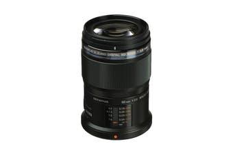 Olympus EM-M6028 M.Zuiko 60mm f2.8 Weatherproof Macro Lens - Black