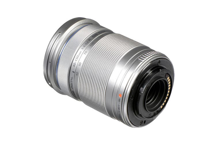 Olympus M.Zuiko 40-150mm R f4-5.6 Tele Zoom Lens - Silver