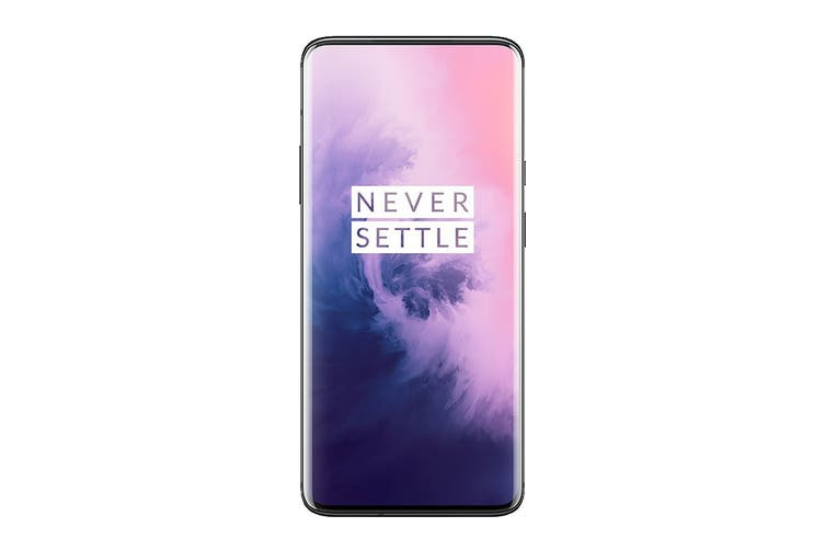 OnePlus 7 Pro GM1910 (8GB RAM, 256GB, Mirror Gray) - Flashed with Global ROM