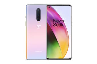 OnePlus 8 (12GB RAM, 256GB, Interstellar Glow) - Global Model