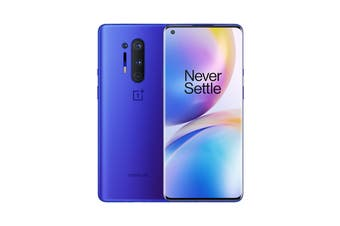 OnePlus 8 Pro 5G (12GB RAM, 256GB, Ultramarine Blue) - Global Model