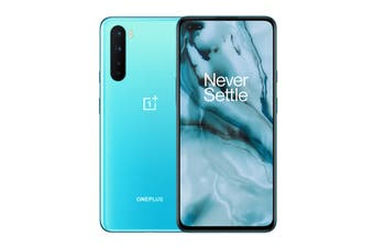 OnePlus Nord 5G Global Model (8GB RAM, 128GB, Blue Marble)