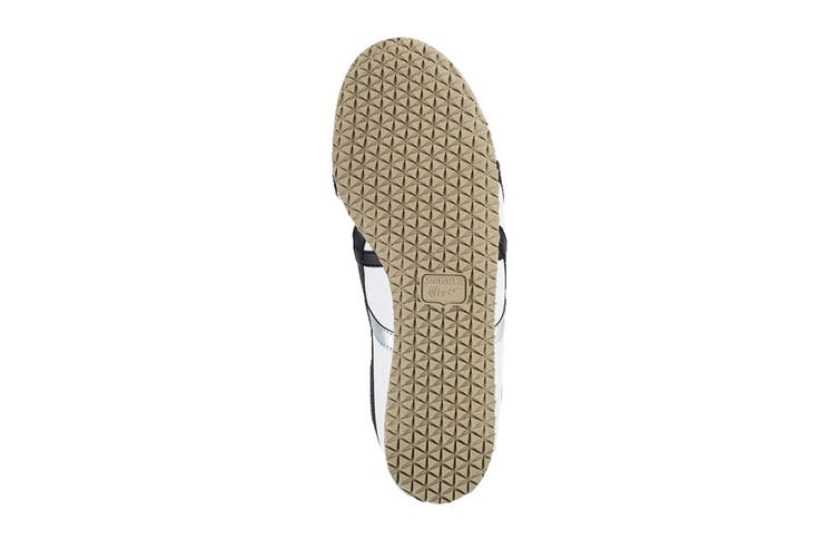 Onitsuka Tiger Mexico 66 Shoe (White/Black, Size 9 US)