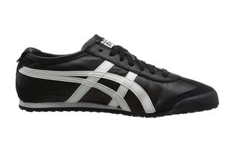 Onitsuka Tiger Mexico 66 Shoe (Black/White, Size 12 US)