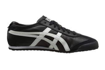 Onitsuka Tiger Mexico 66 Shoe (Black/White, Size 8 US)