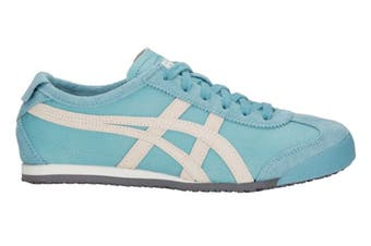 Onitsuka Tiger Mexico 66 Shoe (Gris Blue/Oatmeal, Size 7.5)