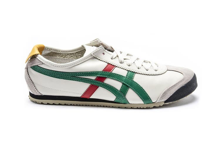 Onitsuka Tiger Mexico 66 Shoe (Birch/Green, Size 13 US)
