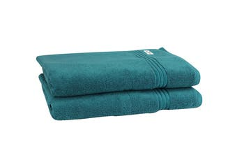 Onkaparinga Haven 600gsm Bath Sheet Set of 2 (Jade)