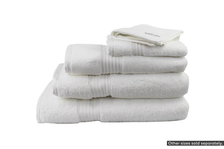 Onkaparinga Ultimate 100% Turkish Cotton  Hand Towel Set of 4 (White)