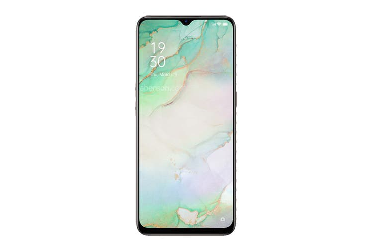 Oppo Reno3 (128GB, Sky White)