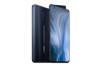 Oppo Reno 5G (256GB, Jet Black) - AU/NZ Model