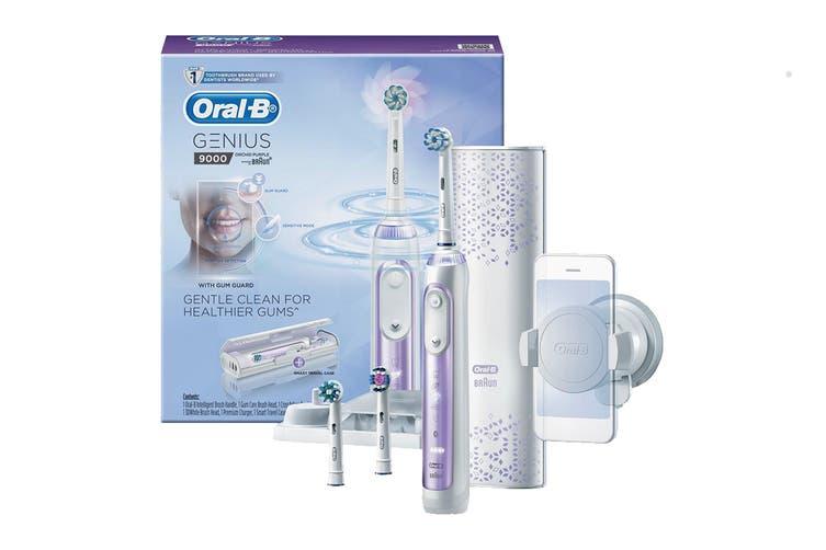 Oral-B Genius Series 9000 Electric Toothbrush - Purple (80313311)