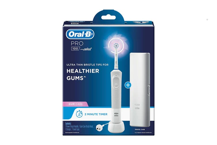 Oral-B Pro 100 Gum Care Electric Toothbrush (82293463)
