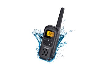 Oricom 2W Waterproof Portable IPX7 UHF CB Radio - Single Pack (UHF2500-1GR)