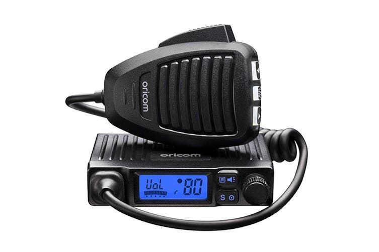Oricom 5W 80CH Micro UHF CB 2 Way Radio (UHF300)