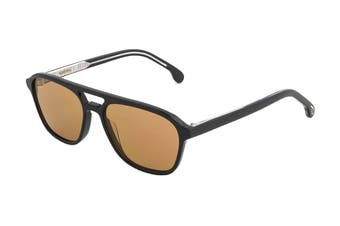 Paul Smith ALDER Sunglasses (Black Ink, Size 55-14-175) - Brown