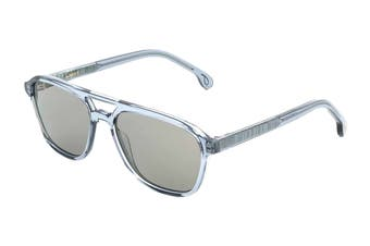 Paul Smith ALDER Sunglasses (Warm Grey, Size 55-14-175) - Grey