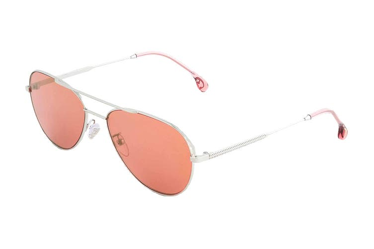 Paul Smith ANGUS Sunglasses (Silver, Size 58-17-145) - Rose1