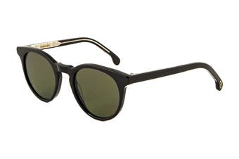 Paul Smith ARCHER Sunglasses (Black Ink, Size 47-22-145) - Brown