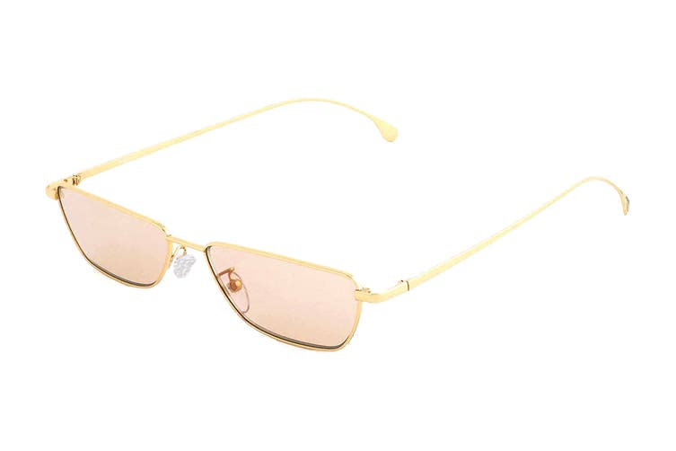 Paul Smith ASKEW Sunglasses (Gold, Size 56-15-145) - Rose Gold