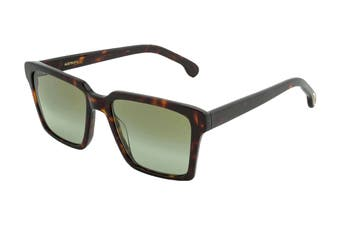 Paul Smith AUSTIN Sunglasses (Deep Tortoise, Size 53-18-145) - Green Gradient