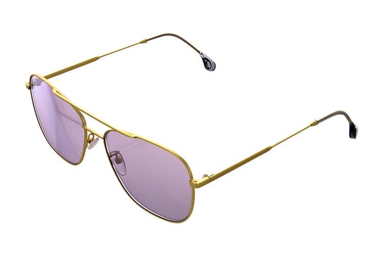 Paul Smith AVERY Sunglasses (Matte Gold, Size 58-15-145) - Pink