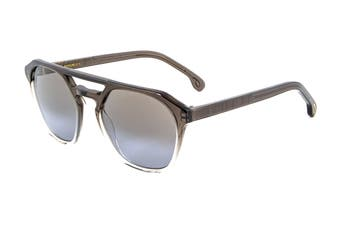 Paul Smith BARFORD Sunglasses (Smoke Crystal, Size 52-22-145) - Grey Gradient